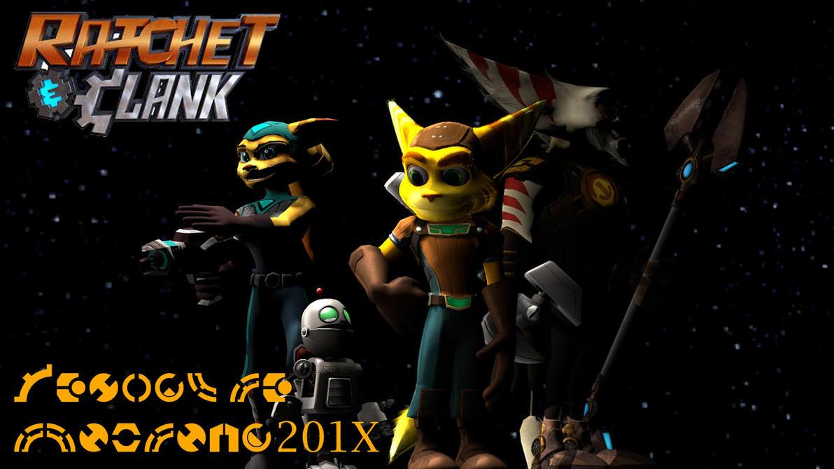 Ratchet And Clank  Endako Infiltrator Room