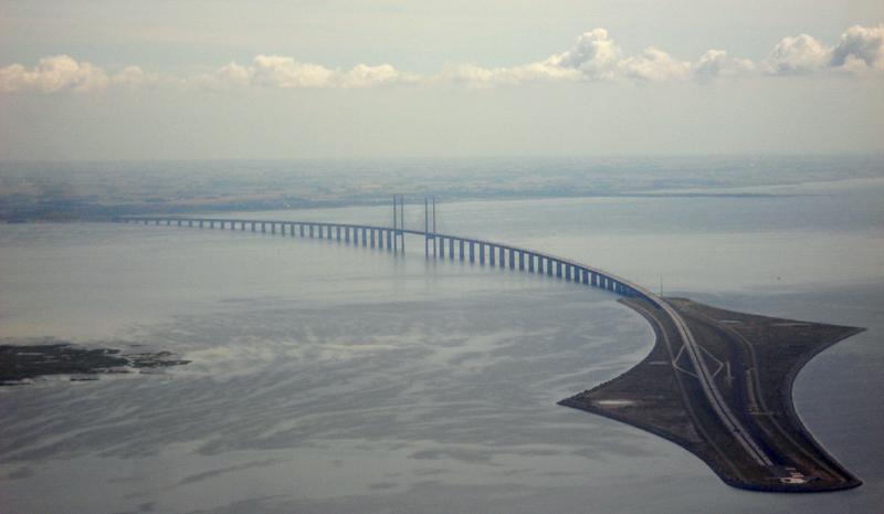 oresundsbron by glaerkasterin