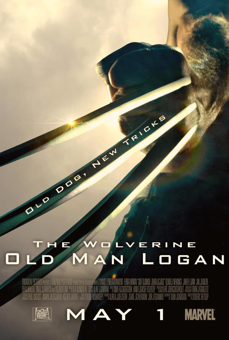 Old Man Logan Wallpaper Movie