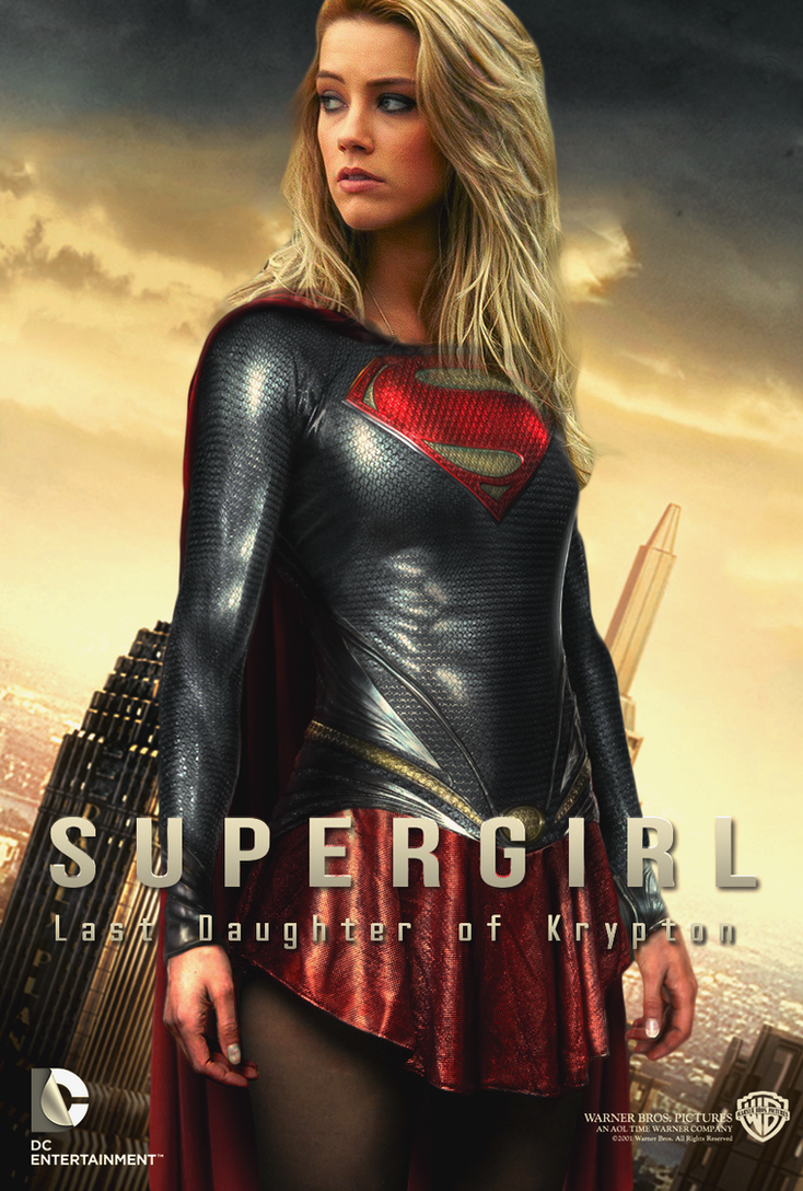 Supergirl - Last Daughter of Krypton by Shervell on DeviantArt: shervell.deviantart.com/art/Supergirl-Last-Daughter-of-Krypton...