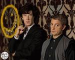 Lets draw Sherlock