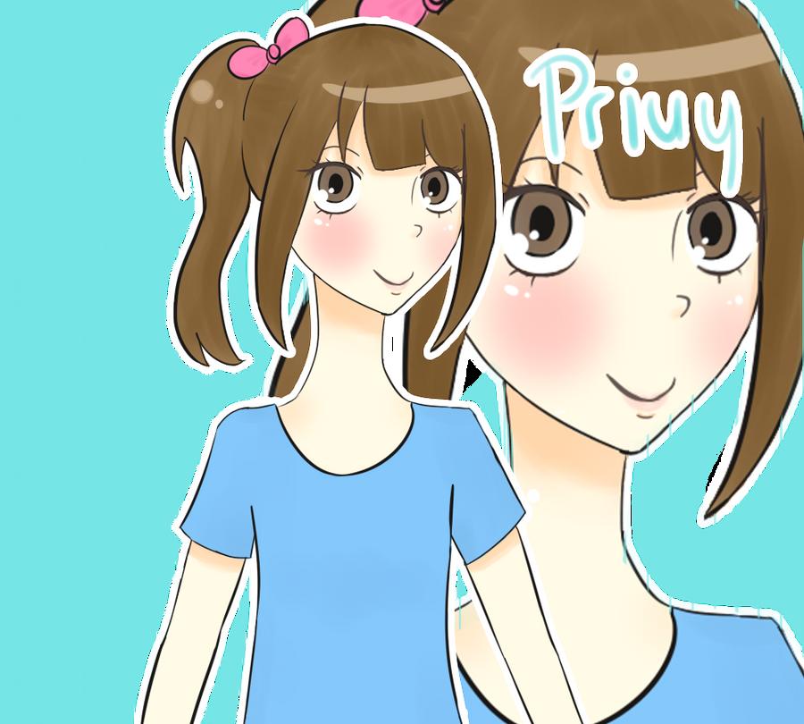 Una Priuy by Zyanyacienta