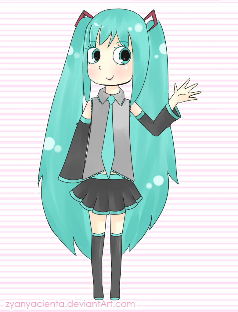 Mikuuuu by Zyanyacienta