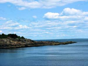 Cove in Maine