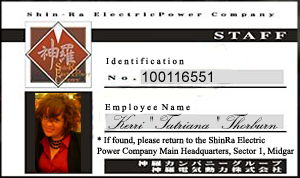 Shin-ra ID by Tatriana