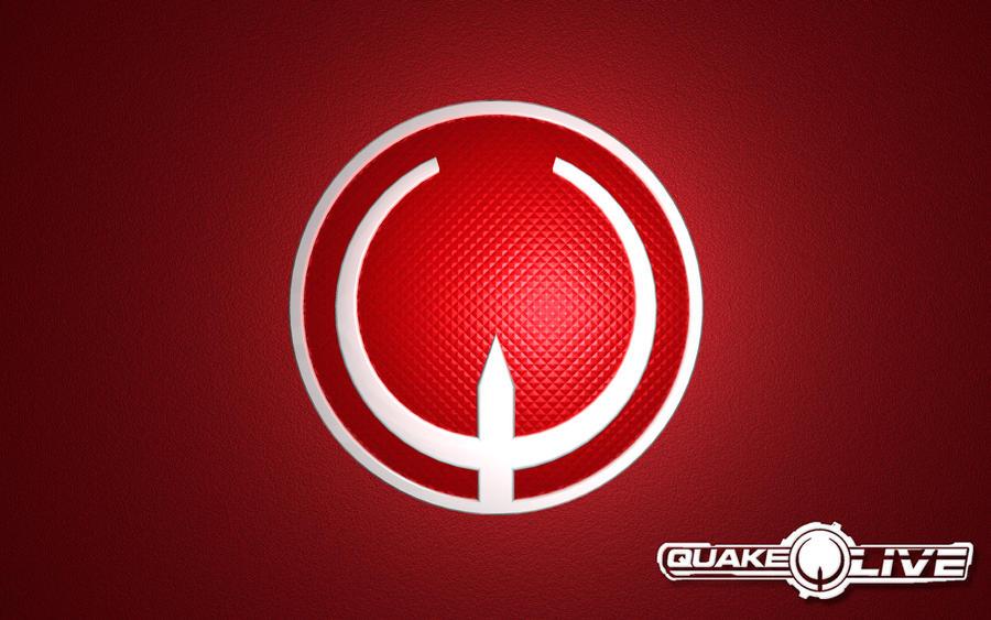 Quake Live logo red