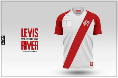 River Plate by Levis by fabricioabella