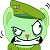 Flipping Out Flippy Icon