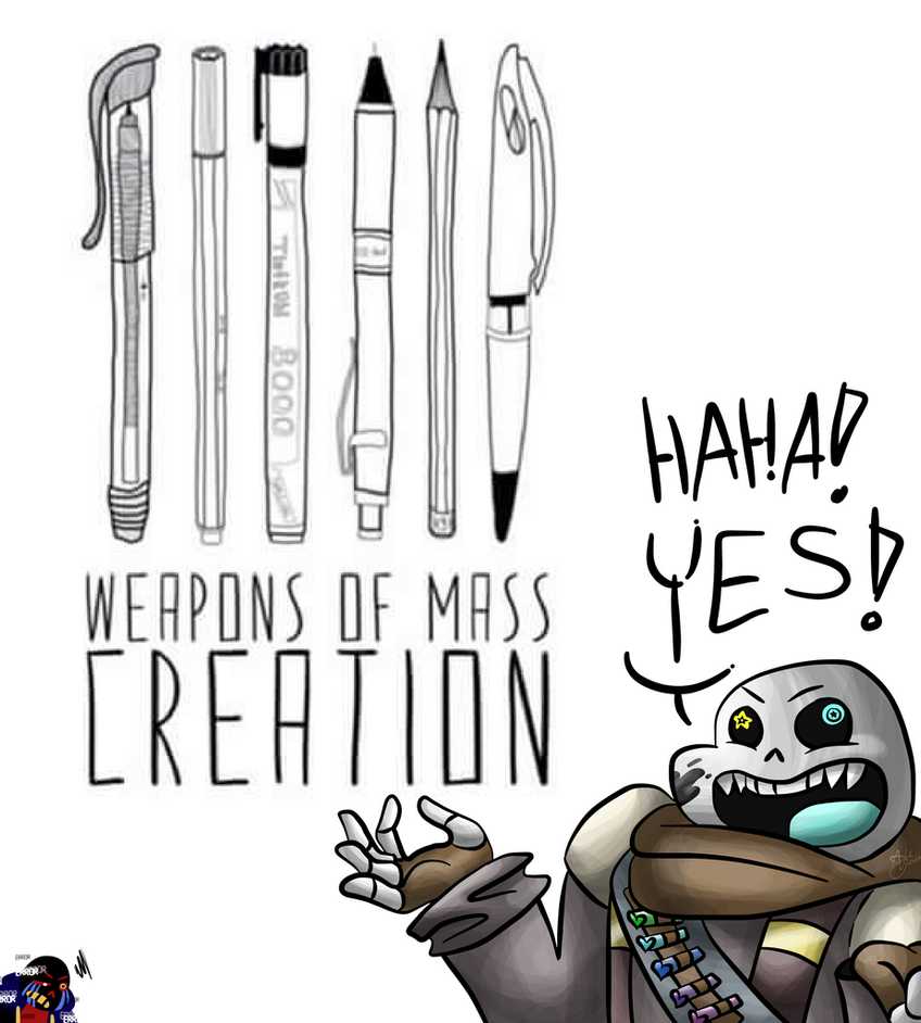 Weapons of Mass Creation by HTF-ADTI-MLP100606