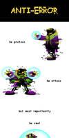 Anti-Error Sans by xX-AVJ-Xx