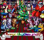 Christmas 2018 fanart
