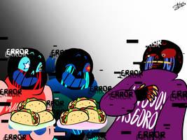 Double Taco Trouble by xX-AVJ-Xx