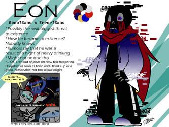Eon ref by xX-AVJ-Xx