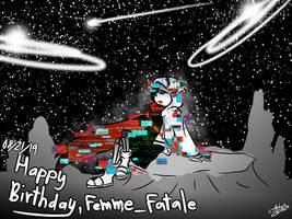 HappyBirthday Femme Fatale