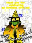 HAPPY Happy Birthday, Anti_Error