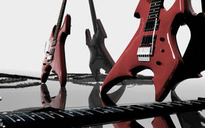 B.C. Rich Guitars by MattLockwood