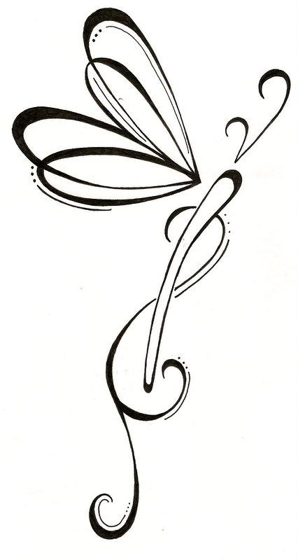 meanings tribal italian tattoo Dragonfly DeviantArt by Design on Tattoo SilverWingsButterfly