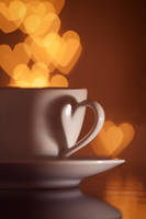 A cup of Love by JunKarlo