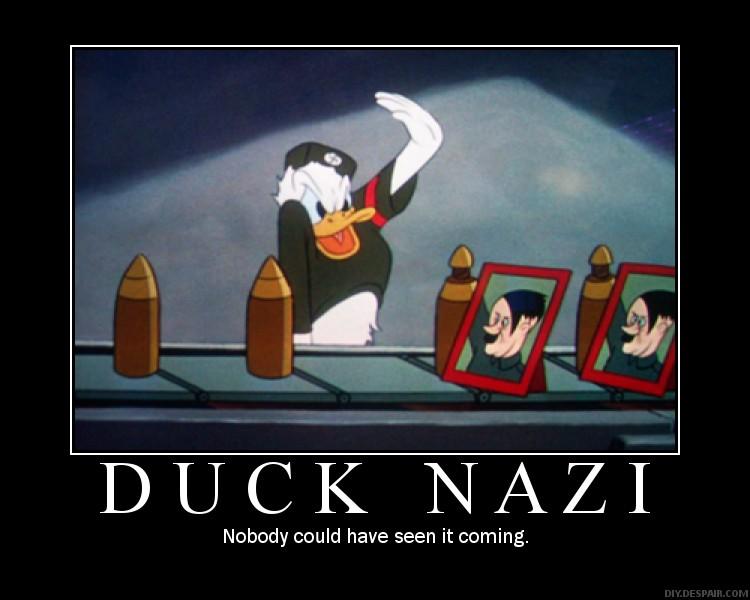 Donald Duck by SAMBUS7