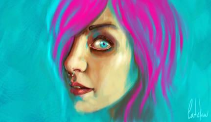 pinkness by FaLLeNStAr666