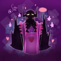 I like him a lot okay jeez by SpookySauce
