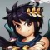 Dark Pit Smirk Chat Icon by mookeybrain