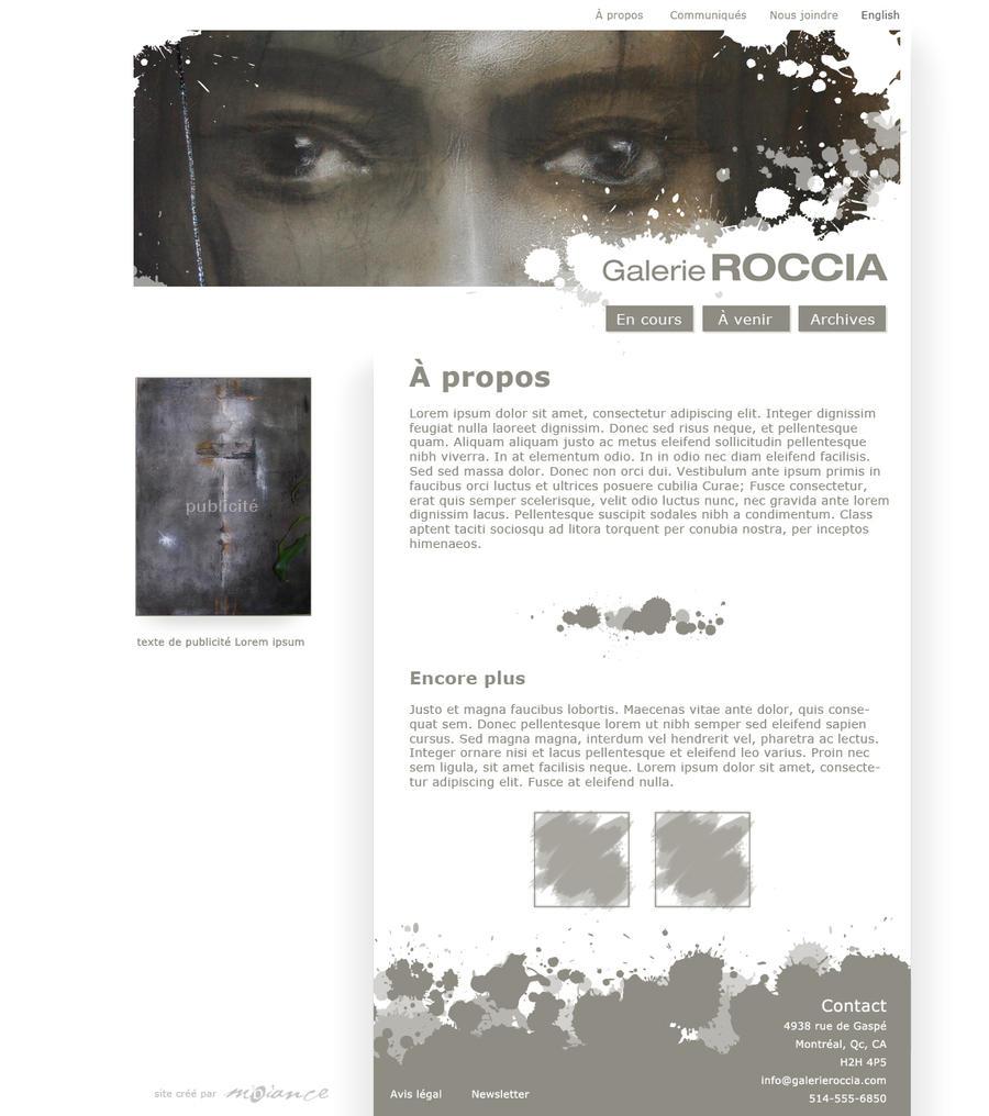 galerieROCCIA.com