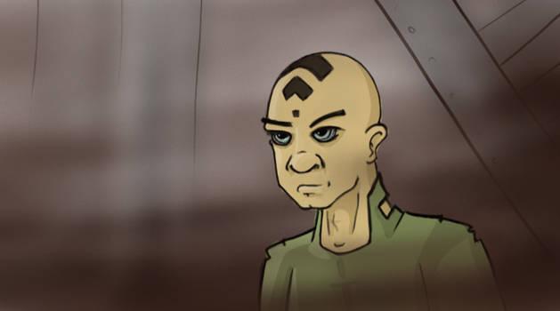 Sketch Bad Guy