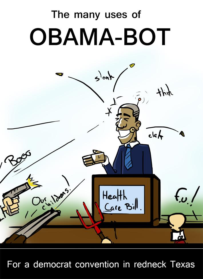 Obama-Bot
