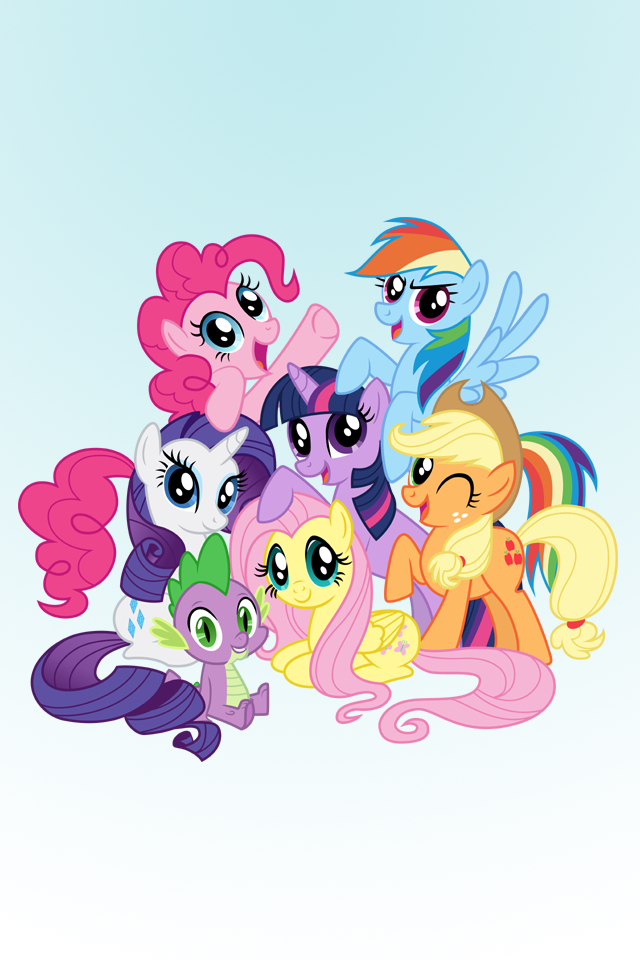 my little pony birthday wallpaper - photo #18