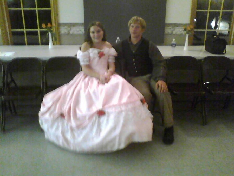 My Civil War Ball Gown by romancewritereitak47 on DeviantArt
