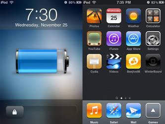 November 25 Screenshot by kawsone