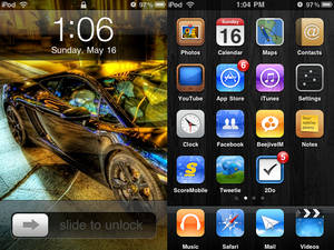 iPod SS