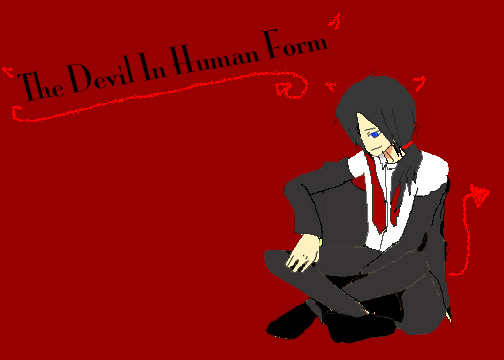 The Devil In Human Form by SpargusCityAngel on DeviantArt