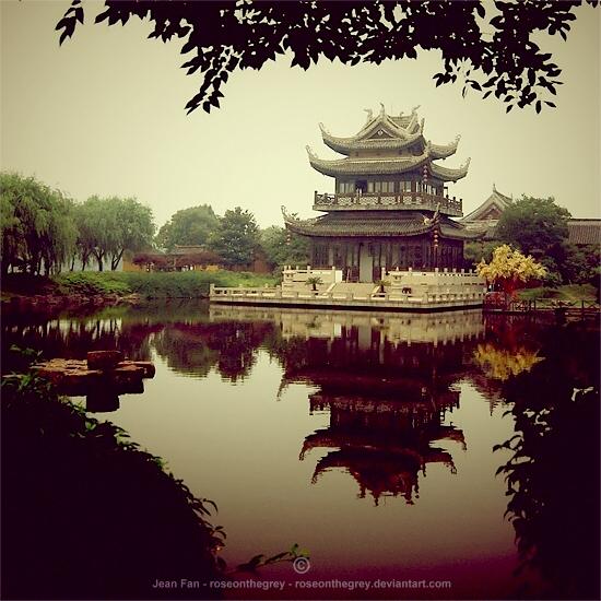 Tongli, Suzhou by JeanFan