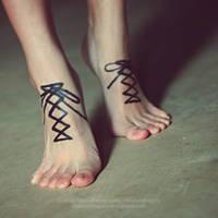 personal shoes by JeanFan