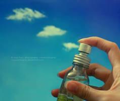 thought cloud generator by JeanFan