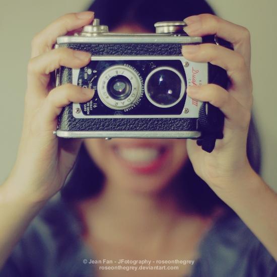 Four-Eyes by JeanFan