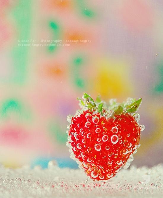 strawberry shortcake by JeanFan