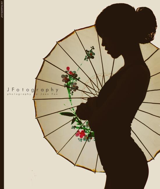 silhouettes by JeanFan