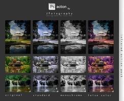 Infrared Effect Action Pack