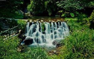 Datun Waterfall, Yangmingshan by JeanFan