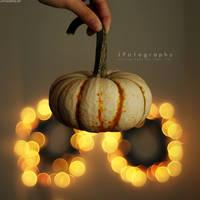 Pumpkin Chariot by JeanFan