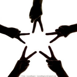 Friendship Star by JeanFan