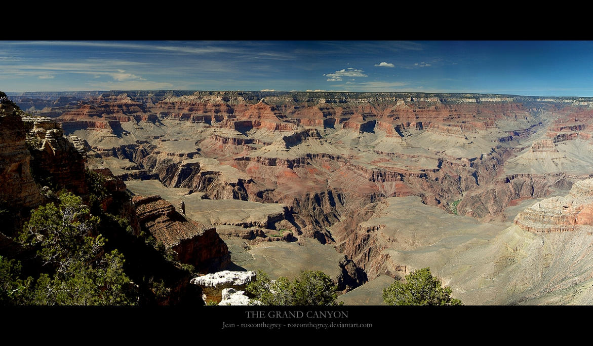 The Grand Canyon by JeanFan