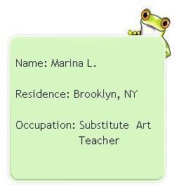 Spring Frog Note ID by MarinaMoon
