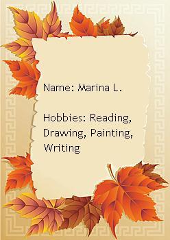 Fall I.D. by MarinaMoon