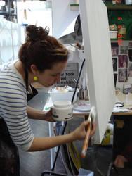 Artist at Work 3