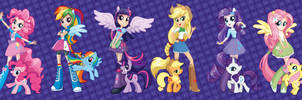 Equestria Girls (Fixed) -The ride is over-