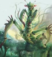 Life Colossus by E-Weaver